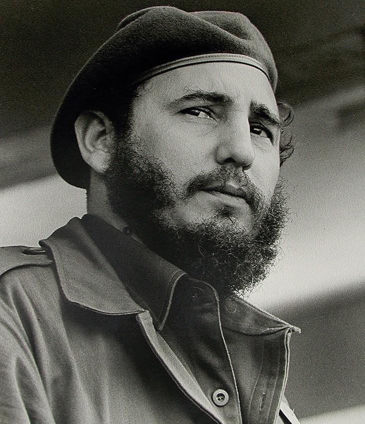 1. Фидель Кастро. У коммунистического диктатора, по слухам, было 35000 женщин Вероятно, вы дум