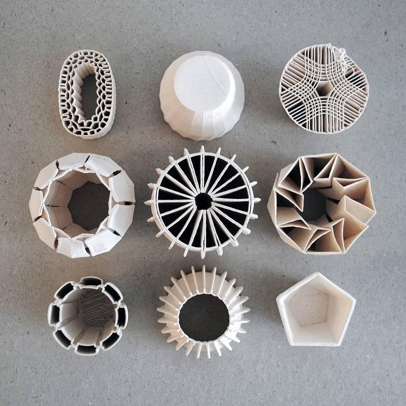 6. Керамические тарелки.