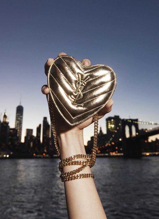 Аня Рубик для Bergdorf Goodman Magazine