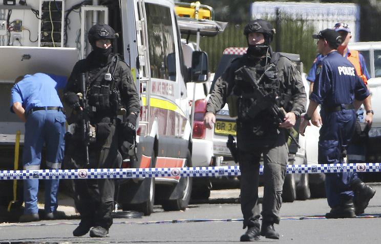 ВАвстралии на 2-х жителей Англии напали под крики «Аллах Акбар»