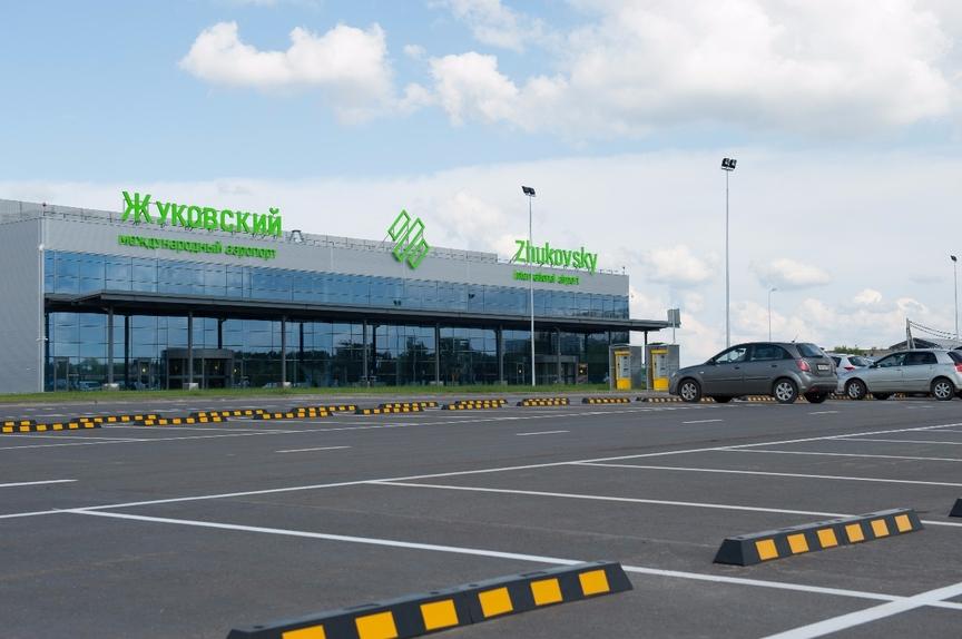 Изаэропорта Жуковский стартуют внутрироссийские рейсы