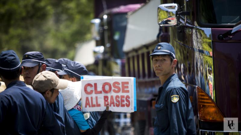 США иЯпония договорились обамериканской базе наОкинаве