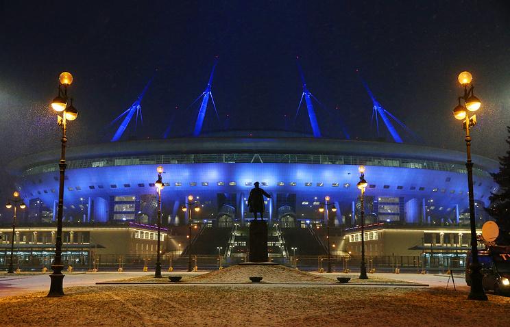 Губернатор Кубани оценил ход реконструкции стадиона «Фишт»