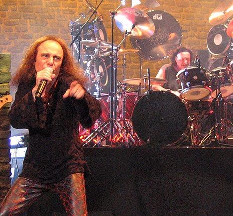 Dio Disciples поедет вмировой тур сголограммой покойного фронтмена