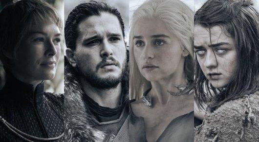 Размещены кадры изседьмого сезона «Игры престолов»