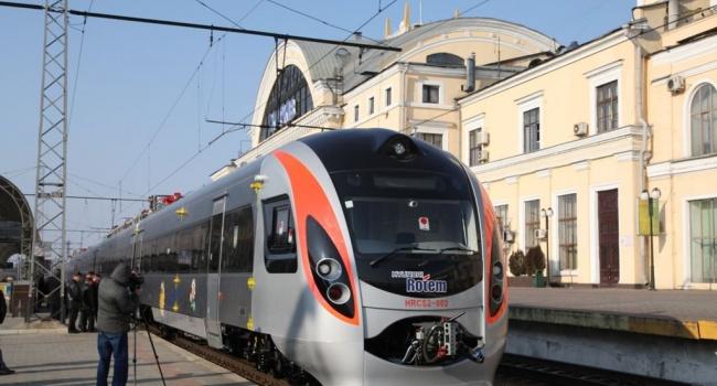 «Укрзализныця» открыла продажу билетов допольского города Холм