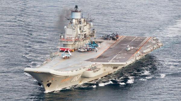 Наремонт «Адмирала Кузнецова» направят до50 млрд руб.