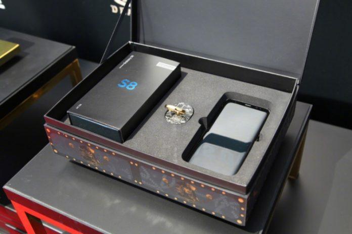 Самсунг представит поклонникам «Пиратов Карибского моря» новый Galaxy S8