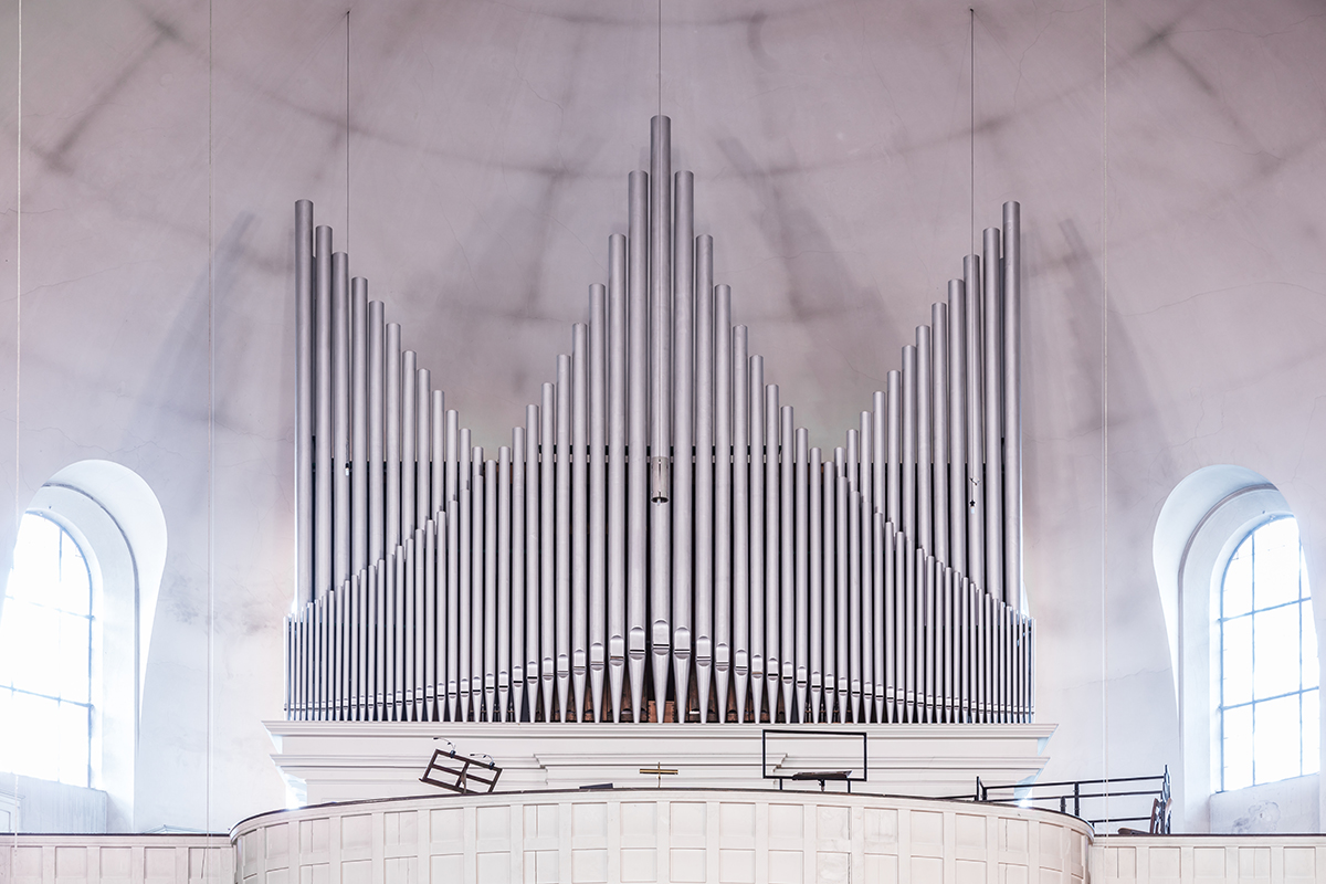 The Grandeur of German Pipe Organs Photographed by Robert Gotzfried