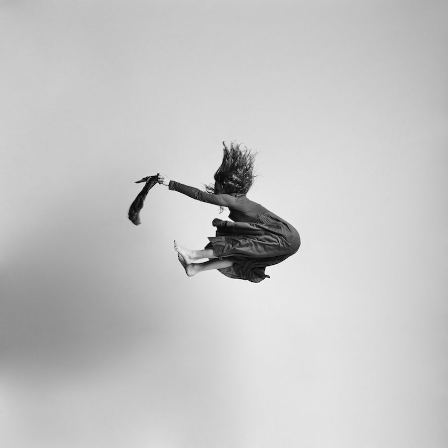 Poetic Photographies on the Air by Tomas Januska