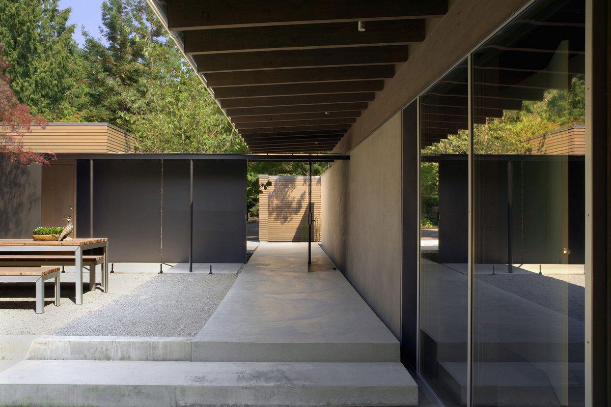 Загородный коттедж в пригороде Сиэтла