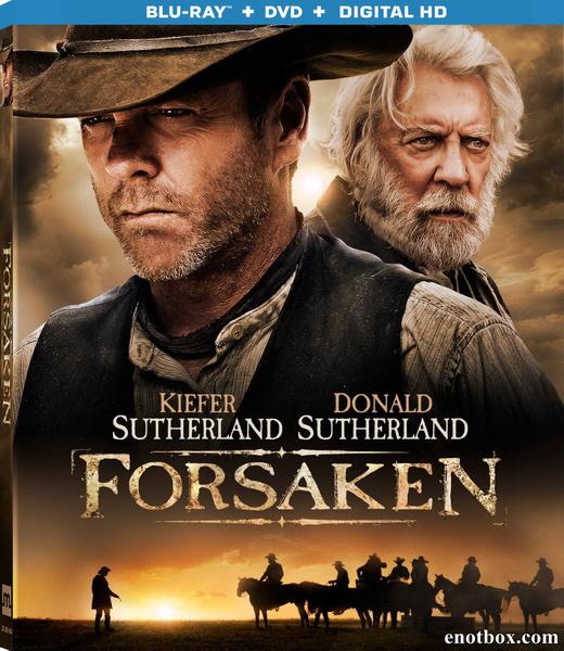 Заброшенный / Forsaken (2015/BDRip/HDRip)