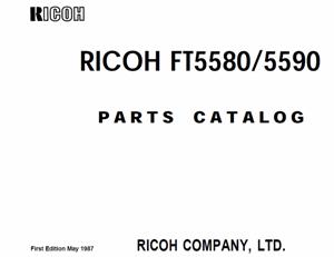 service - Инструкции (Service Manual, UM, PC) фирмы Ricoh - Страница 5 0_1b2a38_f370d3a4_orig