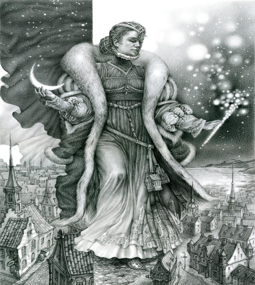 Artist Dmitri Alexeev