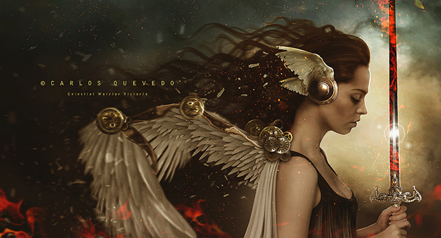 The fascinating art of Carlos Quevedo