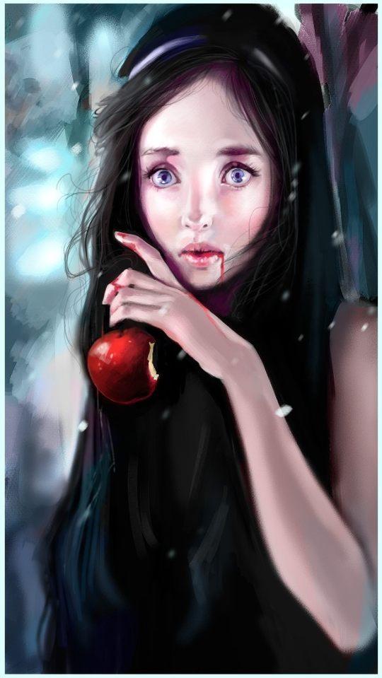 Digital Illustrations by Caroline Vos