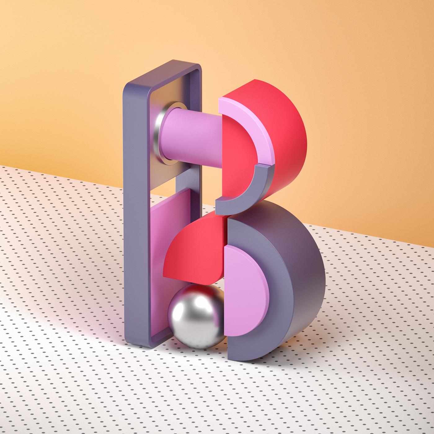 Amazing Typography by Serafim Mendes