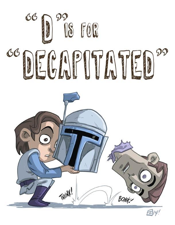 ABCDEFGeek - Un abecedaire adorable pour les geeks !