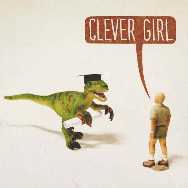 Toys Life - 31 photos pleines d'humour de Aled Lewis