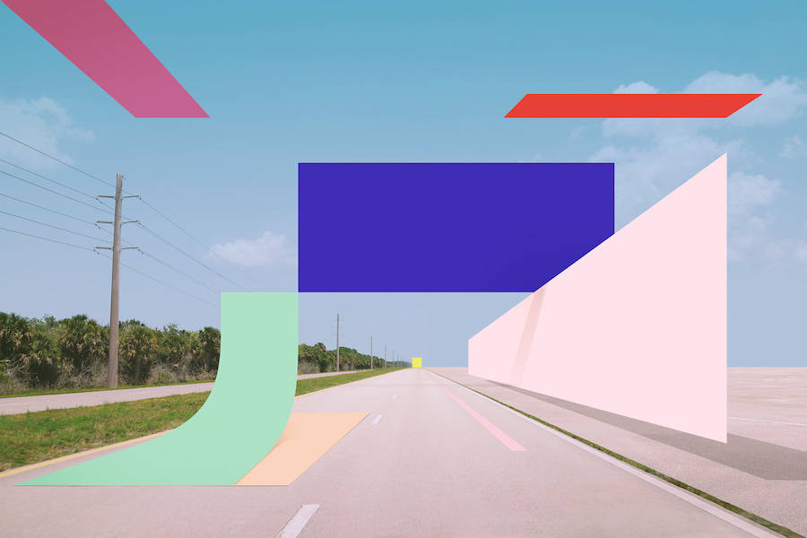 Colorful Constructed Pictures Showing the Perfect Version of Reality (9 pics)