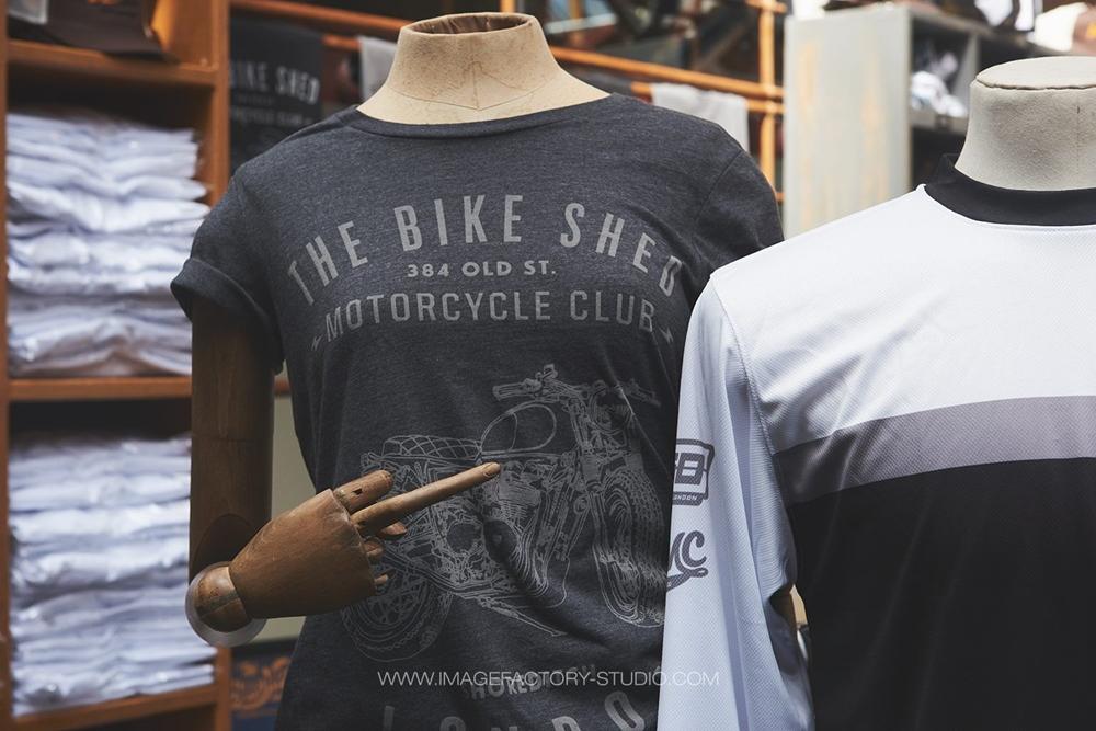 Иво Иванон: Фотографии с мотошоу Bike Shed London 2017
