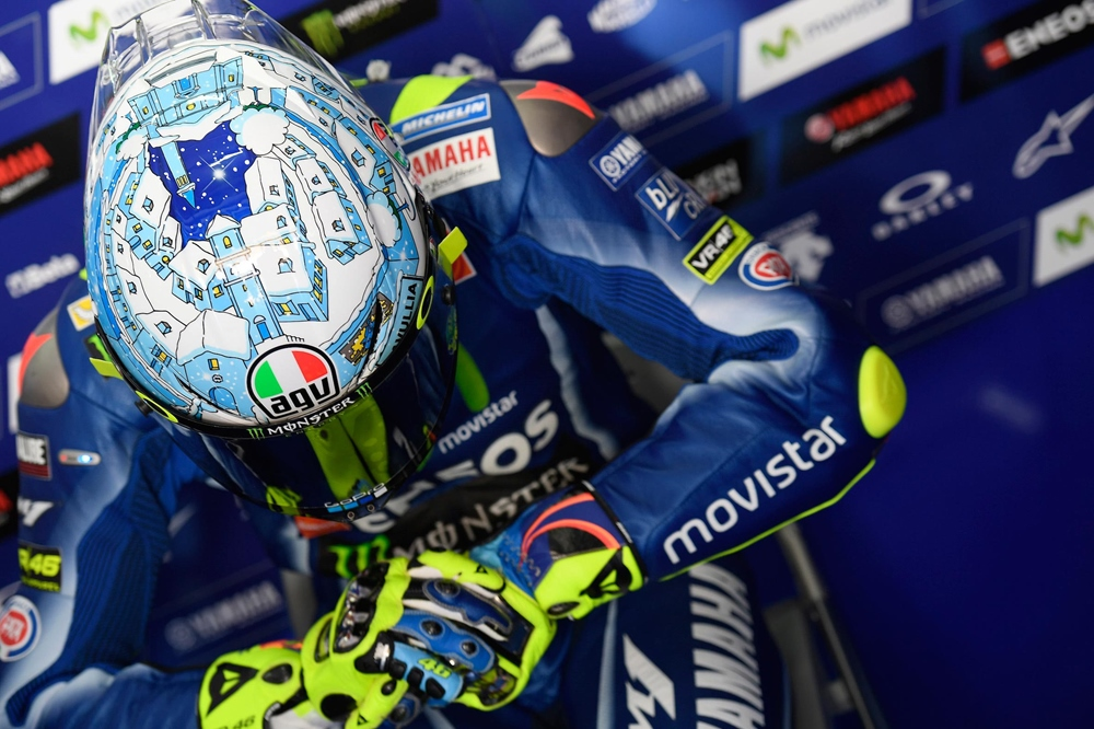 Валентино Росси допустили к Гран При Муджелло 2017