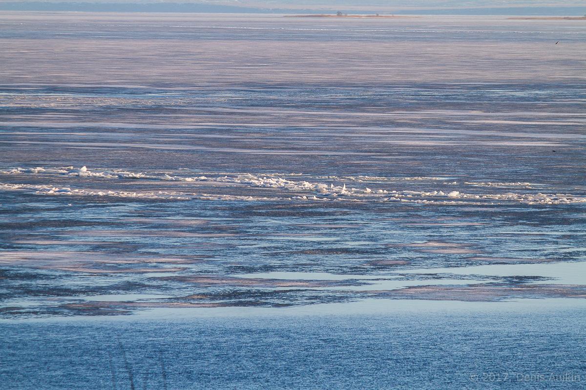 Волга весна лёд фото 6