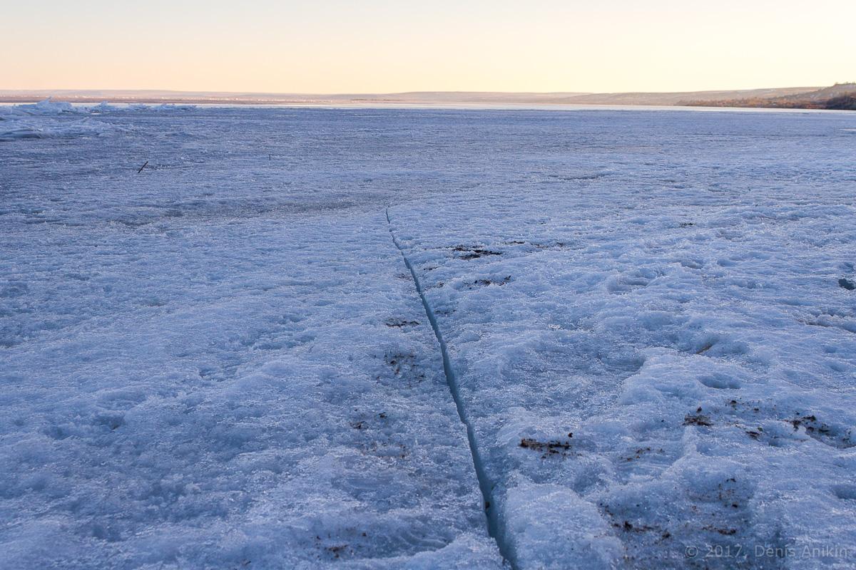Волга весна лёд фото 12