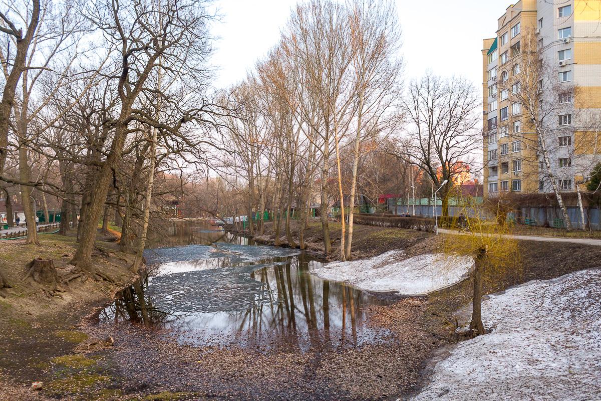 городской парк весна саратов фото 1