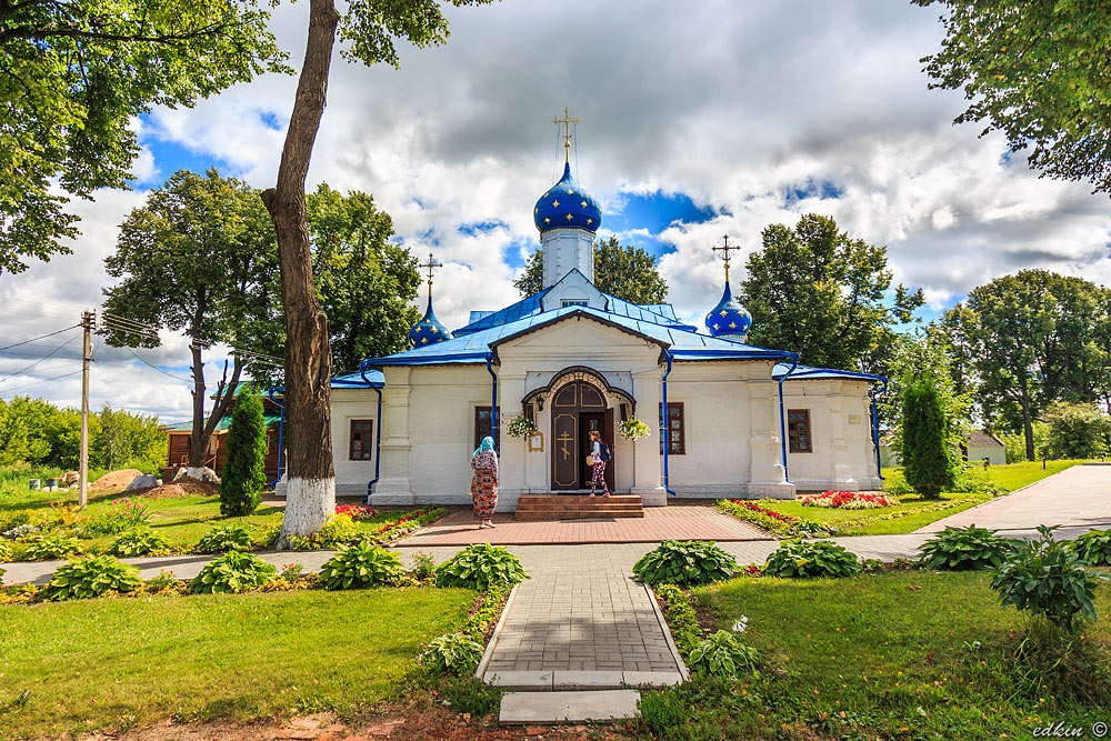Переславль-Залесский, Феодоровский женский монастырь, церковь Введения Пресвятой Богородицы во Храм