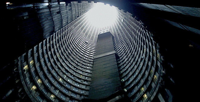 Ponte Tower City. ЮАР