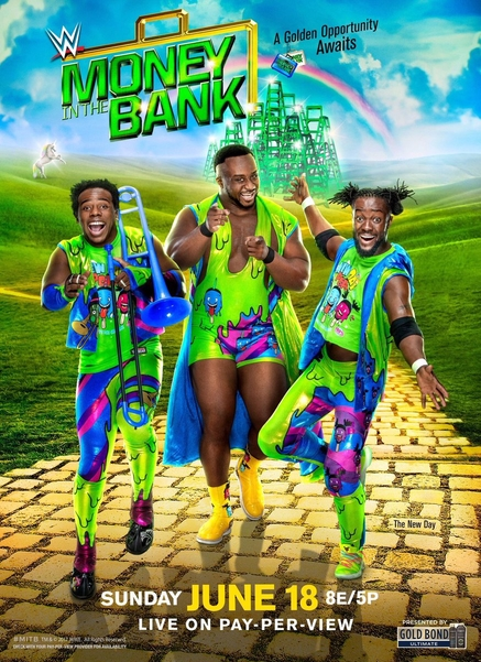 Post image of WWE Money in the Bank 2017