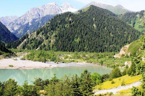 Краски гор
