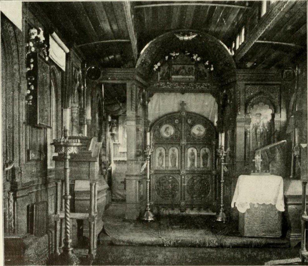 103. В церковном вагоне