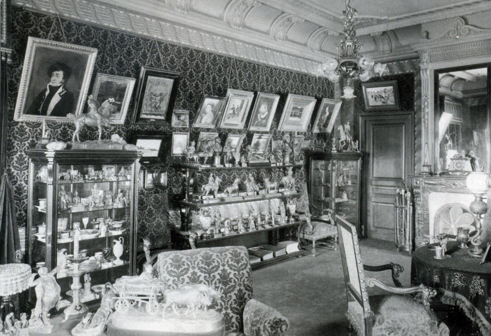 1893. Воронцово поле. Музей А.П.Бахрушина