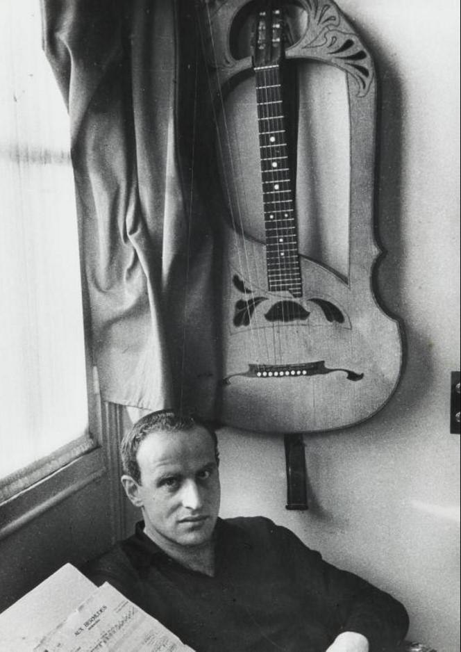 1956. Борис Виан, 14 мая