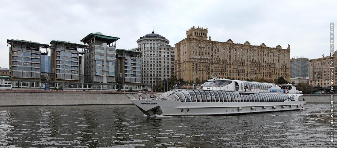 яхта Примавера фото