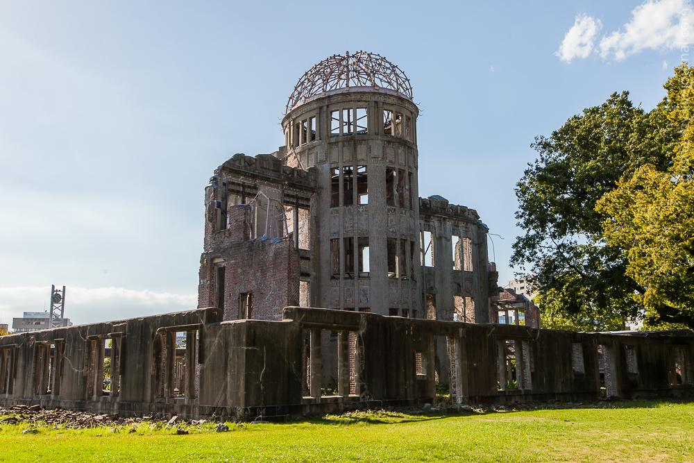 Япония. Часть 13. Хиросима