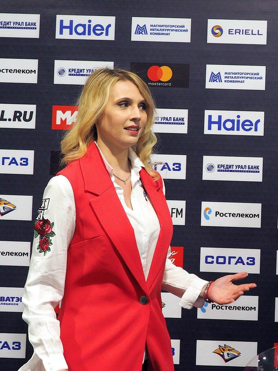 57 Первая игра финала плей-офф восточной конференции 2017 Металлург - АкБарс 24.03.2017
