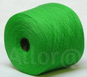 Zegna Baruffa lane borgosesia  SUPERGEELONG 851069  насыщенный зеленый маркер (не неон)