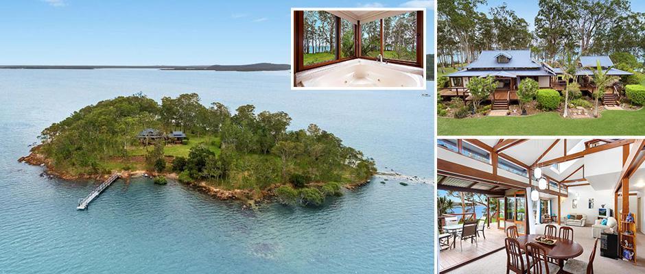 Продается остров в Австралии