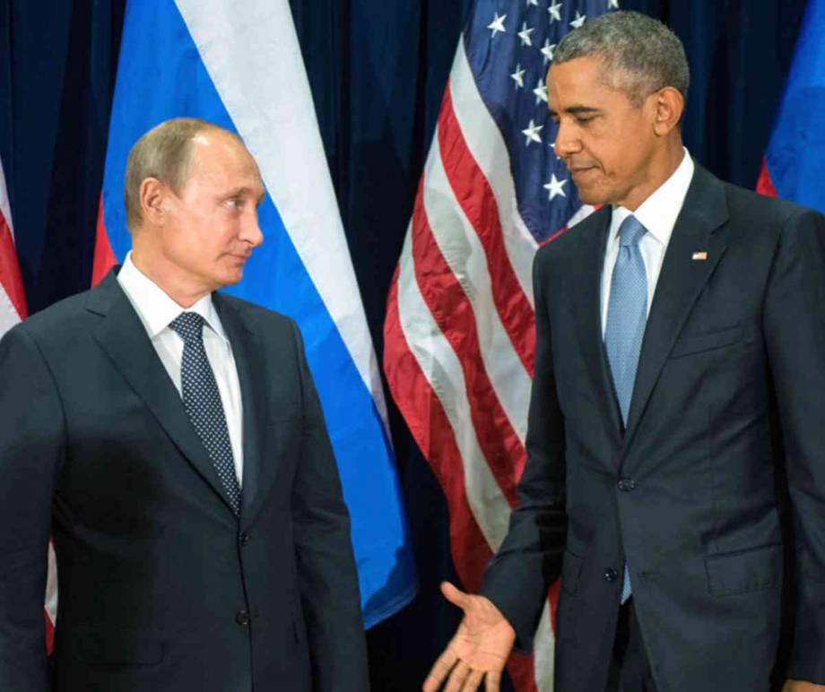 Обама обсудил ситуацию в Украине с Меркель и Олландом