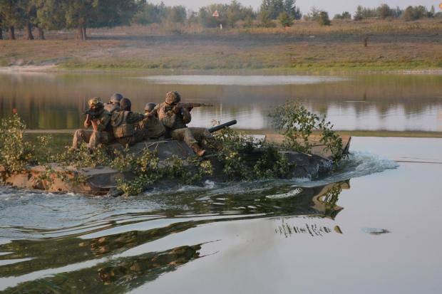Резервисты ВСУ показали отличные результаты на тактических учениях, опубликованы впечатляющие фото