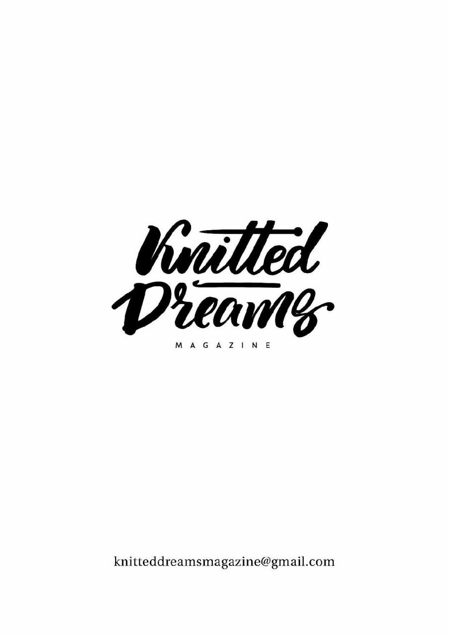 KNITTED DREAMS №4 2016 - 编织幸福 - 编织幸福的博客