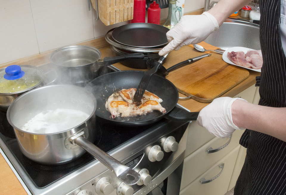 Ресторан на дому или что делать, когда некогда готовить