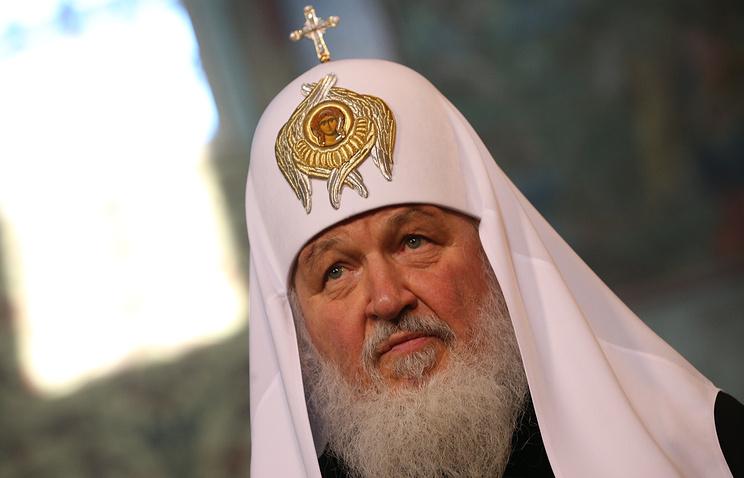 20170217-Патриарх Кирилл: передача Исаакиевского собора РПЦ станет символом примирения