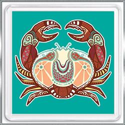 Магнит сувенирный Знак Зодиака Рак