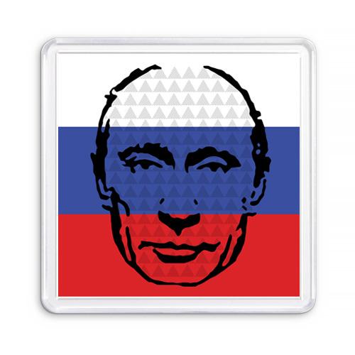 МАГНИТ АКРИЛОВЫЙ / ПРЕЗИДЕНТ РФ (арт. 000274)