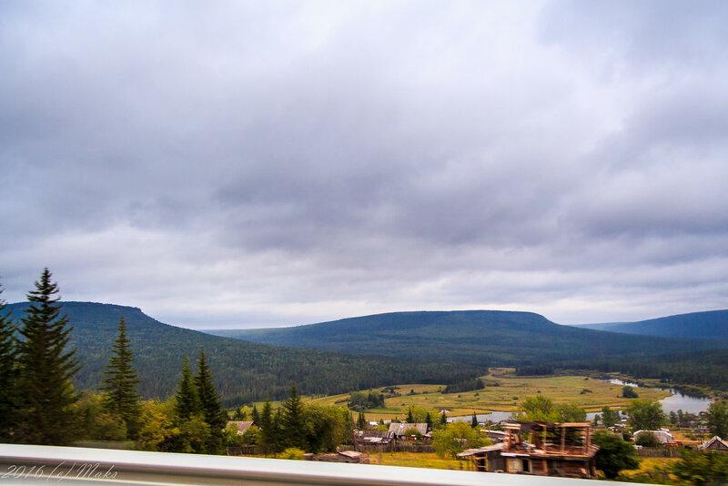Долина реки Кута, Семигорск