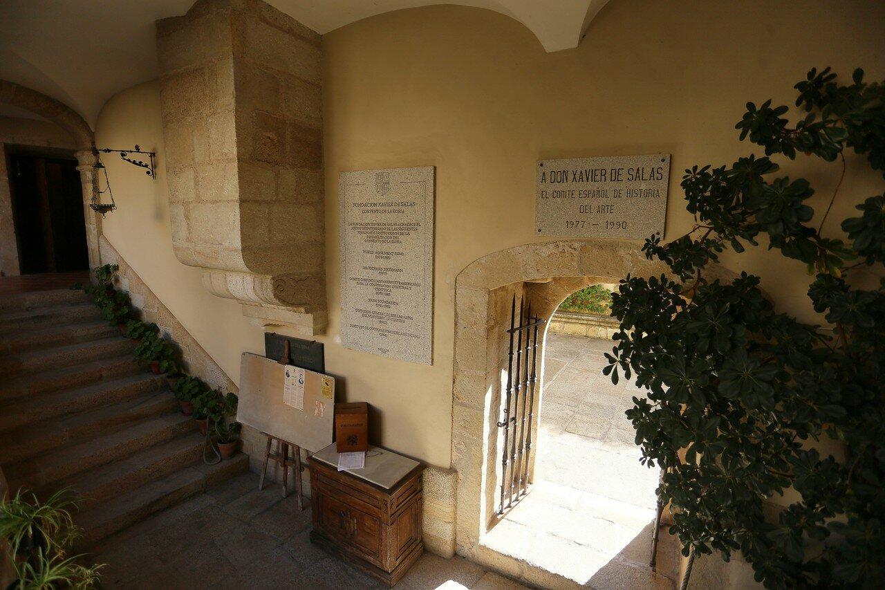 Museo de la Coria, Convento de San Francisco el Real de la Puerta de la Coria, Fundación Xavier de Salas,Trujillo